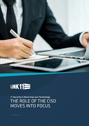 The Role of the CISO Moves into Focus (Whitepaper)